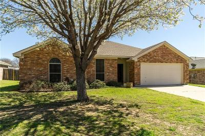 Parker County Single Family Home For Sale: 352 Howard Way Drive