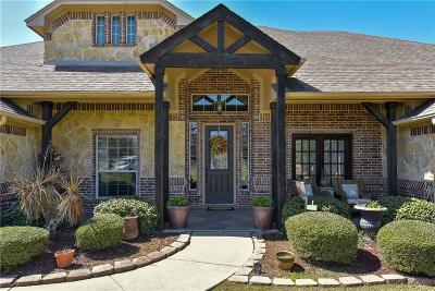 Fort Worth Single Family Home For Sale: 7474 Rendon New Hope Road