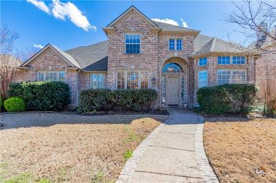 Plano Single Family Home For Sale: 3424 Brushy Creek Drive