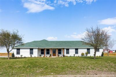 Royse City Single Family Home Active Contingent: 5451 Southfork Drive W