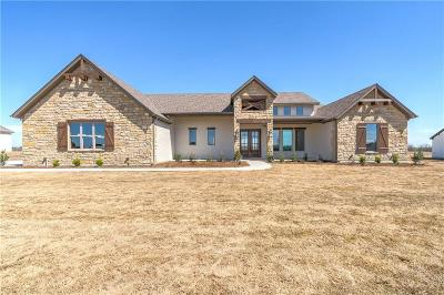 Johnson County Single Family Home For Sale: 6360 Rigel Road