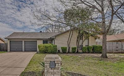 Benbrook Single Family Home For Sale: 1129 Melvin Drive