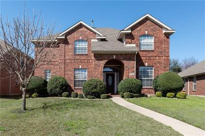 Plano Single Family Home For Sale: 9009 Norman Drive