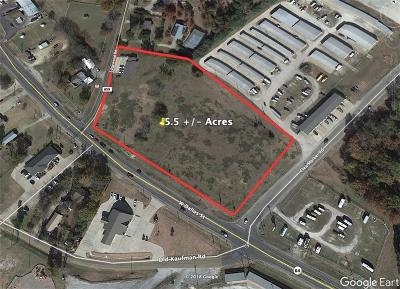Canton Commercial For Sale: 0000 St Hwy 64/Fm 859
