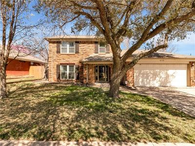 Arlington Single Family Home Active Option Contract: 615 Mission Hills Drive