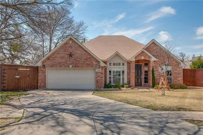 Denton County Single Family Home For Sale: 4025 Oak Grove Court