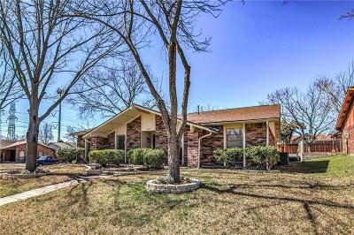 Garland Single Family Home For Sale: 6517 Glenmoor Drive