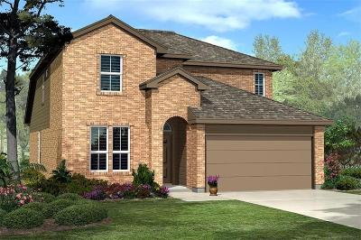 Fort Worth Single Family Home For Sale: 9300 Castorian Drive