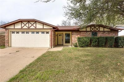 Arlington Single Family Home For Sale: 119 Hidalgo Lane