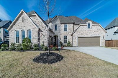 Wylie TX Single Family Home For Sale: $625,000