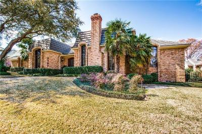 Irving Single Family Home For Sale: 3907 Fox Glen Drive