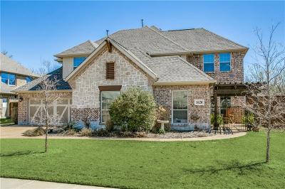 Wylie TX Single Family Home For Sale: $525,000