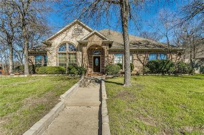 Parker County Single Family Home For Sale: 436 Valley View Court