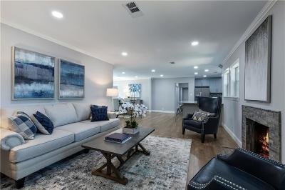 Fort Worth Single Family Home For Sale: 6391 Greenway Road
