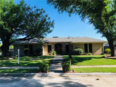 Plano Single Family Home For Sale: 3117 Lynbrook Drive