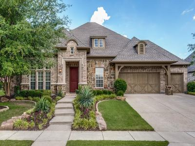 Prosper Single Family Home For Sale: 840 Butchart Drive