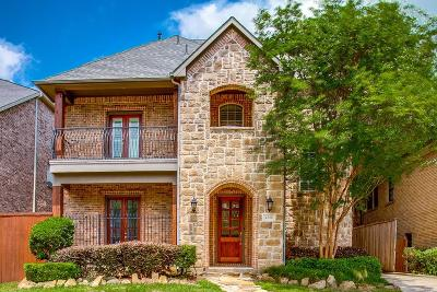 Dallas Single Family Home For Sale: 4516 Gilbert Avenue