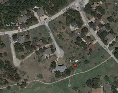 Wise County Residential Lots & Land For Sale: Lot 63 Bartlett Court