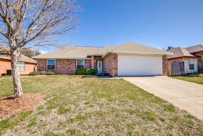 Seagoville Single Family Home Active Option Contract: 1008 Woodside Lane