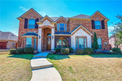 Prosper Single Family Home For Sale: 740 Arrowhead Drive