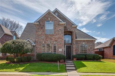 Lewisville Single Family Home For Sale: 820 Pinnacle Circle
