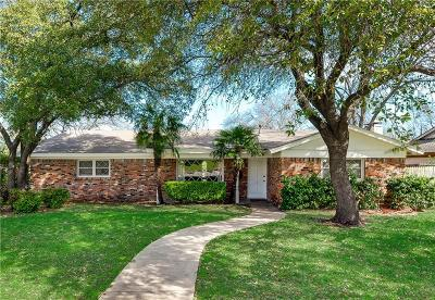 Fort Worth Single Family Home For Sale: 4012 Walton Avenue