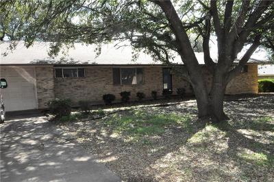 Dallas County, Denton County, Collin County, Cooke County, Grayson County, Jack County, Johnson County, Palo Pinto County, Parker County, Tarrant County, Wise County Single Family Home For Sale: 217 Woodlawn Drive