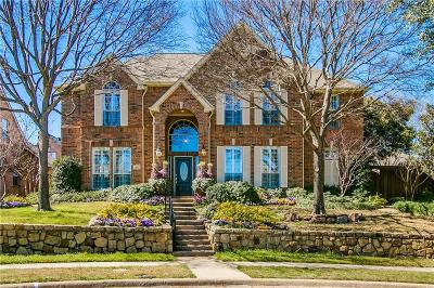 Coppell Single Family Home For Sale: 966 Hummingbird Drive