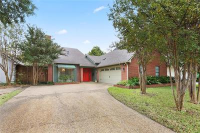 Single Family Home For Sale: 1526 Abrams Road