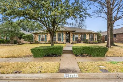 Mesquite Single Family Home For Sale: 1211 Terrace Drive