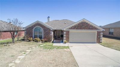 Parker County Single Family Home For Sale: 218 Whitestone Way