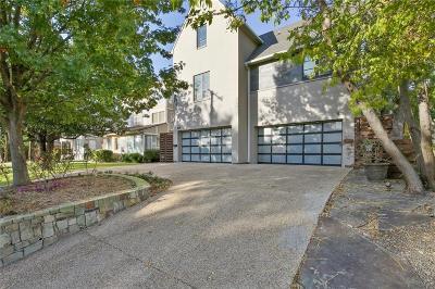 Half Duplex For Sale: 3618 N Fitzhugh Avenue