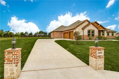 Farmersville Single Family Home For Sale: 1495 Canales Trail