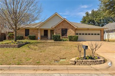 Arlington Single Family Home For Sale: 3930 Twin Creek Drive