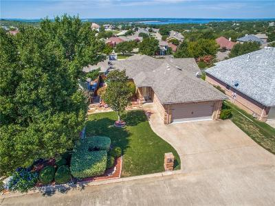 Fort Worth Single Family Home For Sale: 8448 Golf Club Circle
