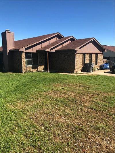 Dallas Single Family Home For Sale: 6902 Troy Glen Drive