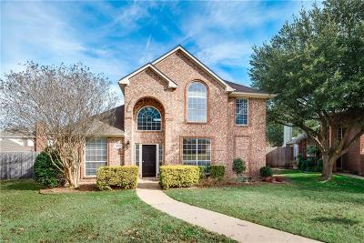 Plano Single Family Home For Sale: 3901 Burnley Drive