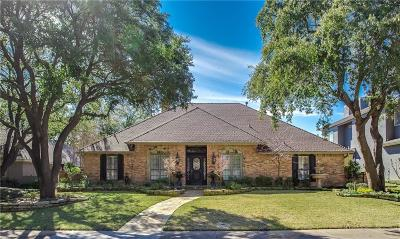 Dallas Single Family Home For Sale: 4402 Cobblers Lane
