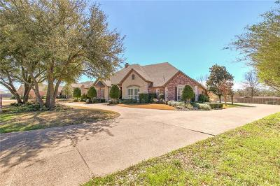 Cleburne Single Family Home For Sale: 1307 Wedgewood Drive