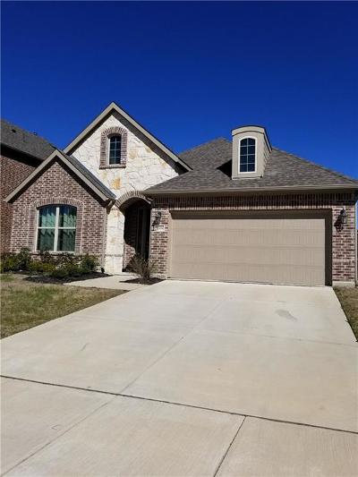 McKinney TX Single Family Home For Sale: $311,895