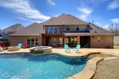 Flower Mound Single Family Home For Sale: 6720 Canyon Oak Court