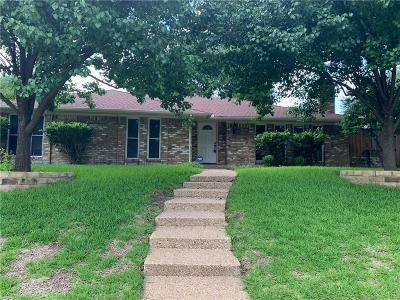 Plano Single Family Home For Sale: 2721 Bengal Lane