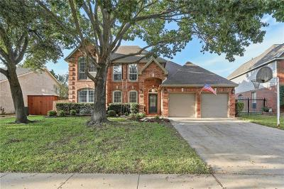 Grapevine Single Family Home For Sale: 1810 Forestdale Drive