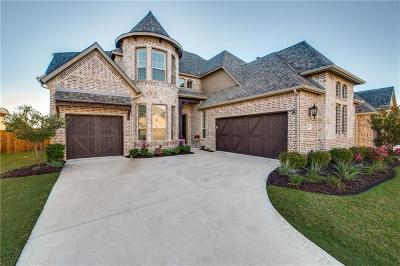 McKinney TX Single Family Home For Sale: $549,900
