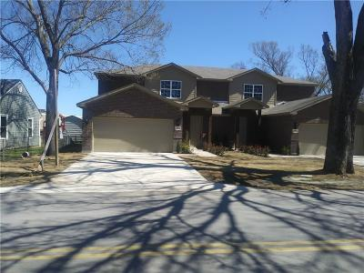 Wylie Half Duplex For Sale: 202 N 5th Street #B