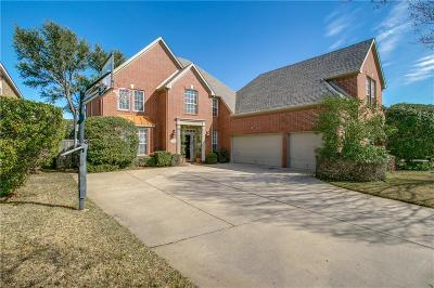 Coppell Single Family Home For Sale: 912 Basilwood Drive