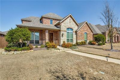 Allen Single Family Home For Sale: 898 Starcreek Parkway