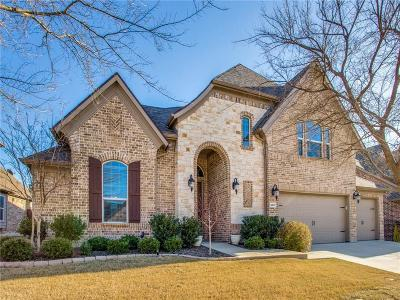 McKinney TX Single Family Home For Sale: $464,900