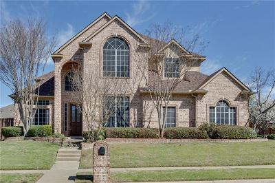 Garland Single Family Home For Sale: 2501 Vista Creek Court