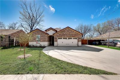 Dallas County Single Family Home For Sale: 3709 Palacios Avenue